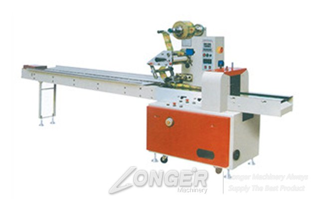 Automatic Food Packing Machin