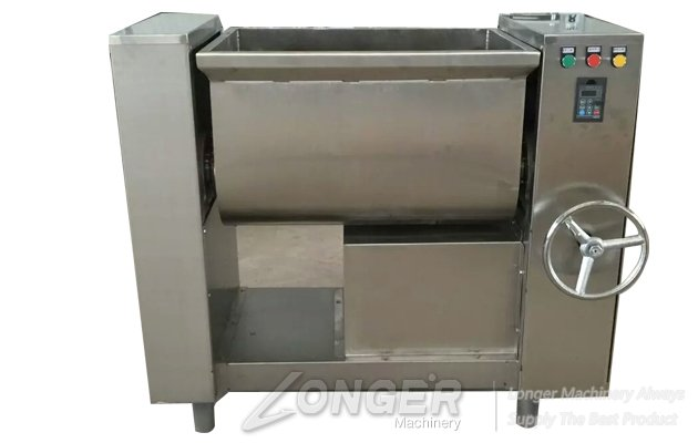 Automatic Dough Mixing Machin