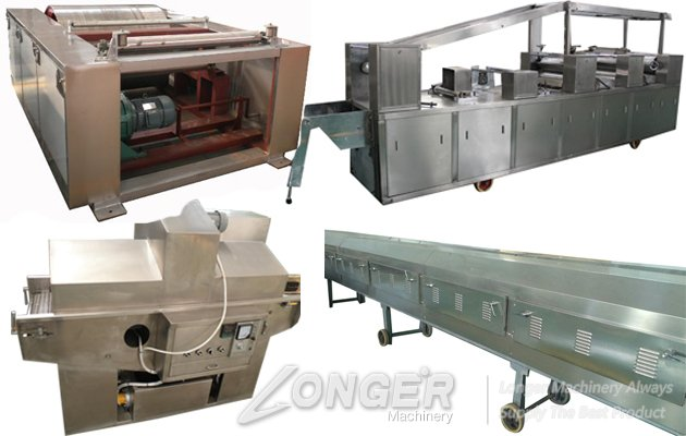 Fully Automatic Biscuit Product Line for Hard and Soft Biscuit