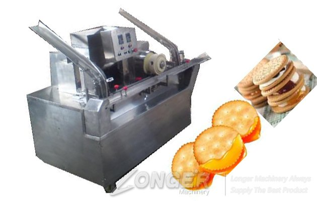 LGBS-200 Sandwich Biscuit Production Machine for Sale