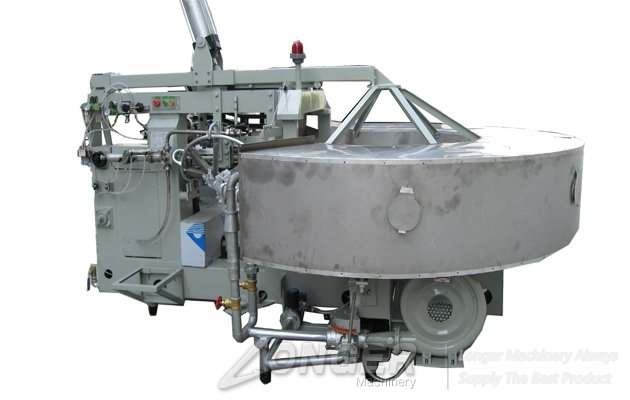 Full Automatic CE Approved Ice Cream Cone Processing Machine