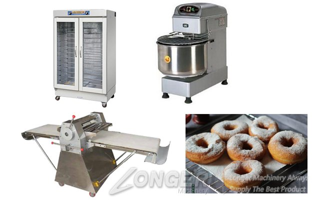 Industrial  4T Donut Series Product Line