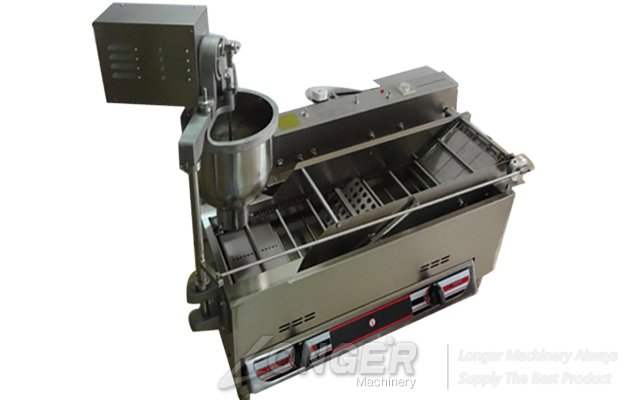 LONGER LGTL-100B High Quality Gas Automatic Donuts Making Machine for Sale