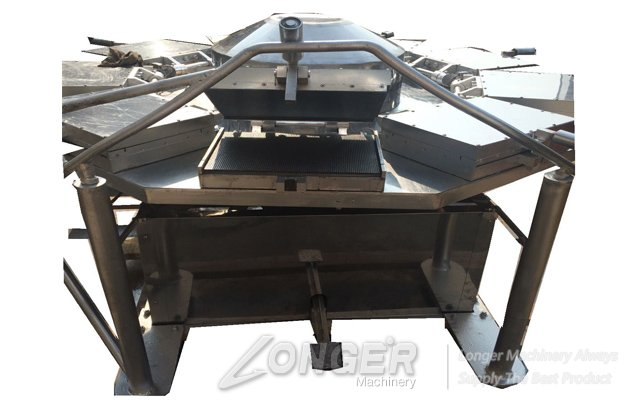 Commercial Wafer Biscuit Processing Machine