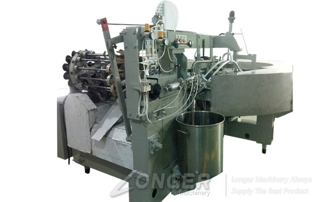 Commercial Ice Cream Cone Maker Machinery In China