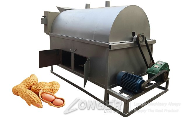 Peanut Dryer and Roaster Mach