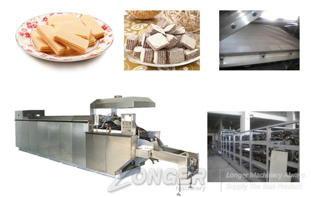 LONGER LG-63 Electric Wafer Heating Oven
