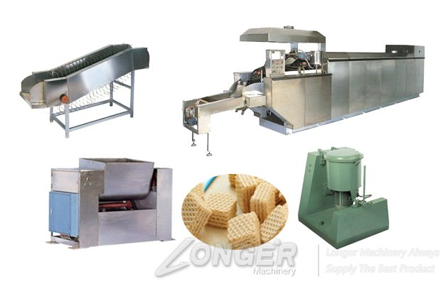 LG-45 Electric Wafer Heating Oven