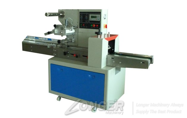 Automatic Horizontal Flow Packing Machine/Wafer Biscuit Packaging Machine