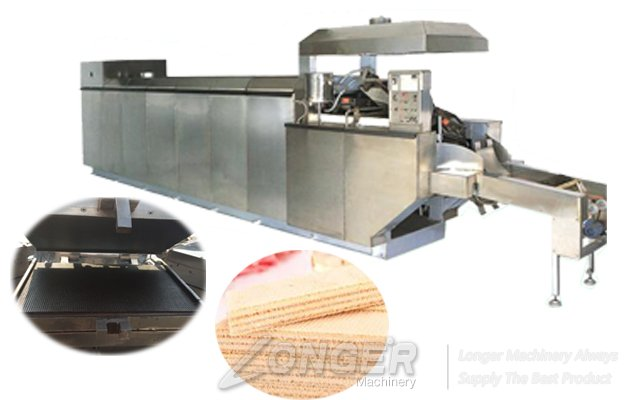 High Quality Electric Type Wafer Processing Line
