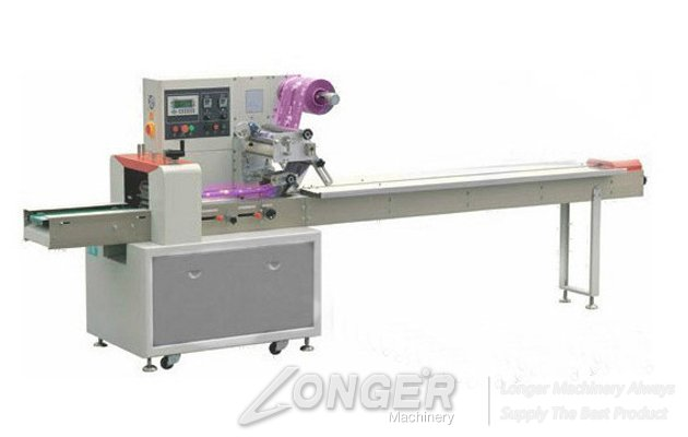 Fully Automatic Biscuit Packing Machine