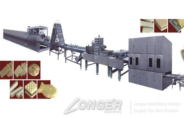 Electric Type Wafer Processing Line