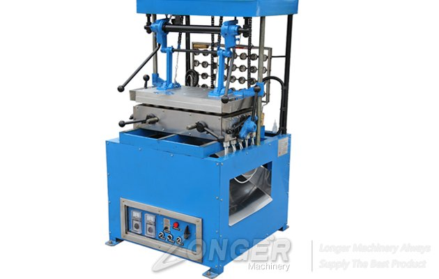 CE Approved Commercial Ice Cream Cone Making Machine