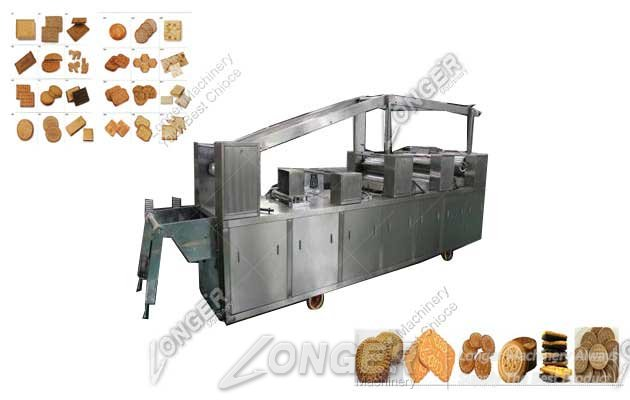 Crisp Biscuit Making Machine| Hard Biscuits Machine for Commercial