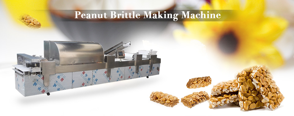 Automatic Peanut Brittle Making