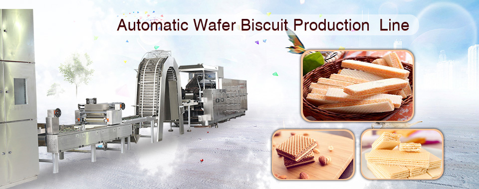 Automatic Wafer Biscuit Product
