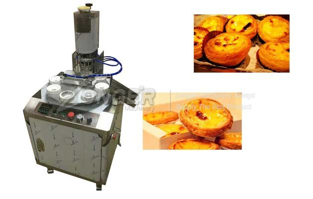 Automatic Egg Tart Forming Machine