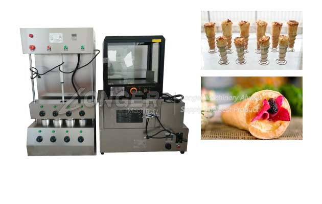 Pizza Cone Machine|Pizza Cone Forming Machine