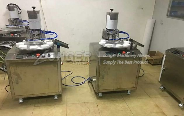 Egg Tart Pressing Machine