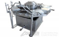 Commercial Manul Wafer Biscuit Making Machine For Sale