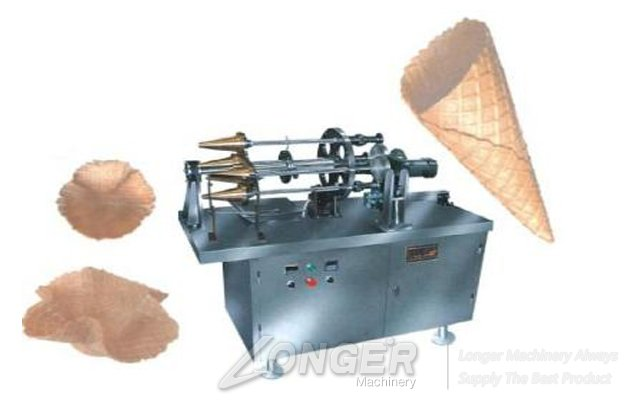 ice cream cone maker machine