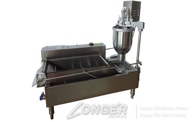 commercial donut machine for as for this machine is 220v 50hz so if we want to use the 380v power we should be according to the wiring diagram in the manual