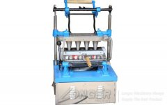 High Efficiency Ice Cream Cone Making Machine In China