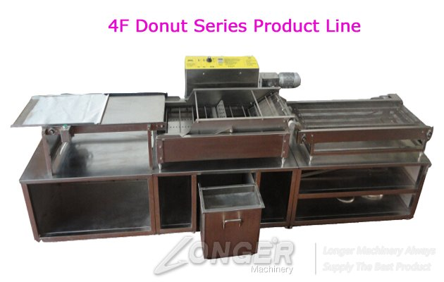 automatic yeast donut production line. Black Bedroom Furniture Sets. Home Design Ideas